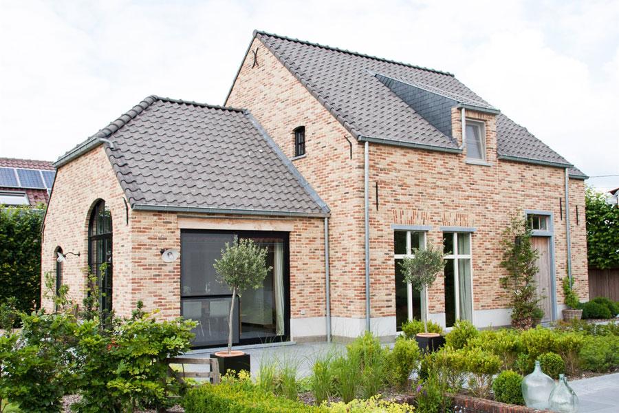 Houtskeletbouw west vlaanderen schrijnwerkerij guy van borm for Energiezuinig huis bouwen